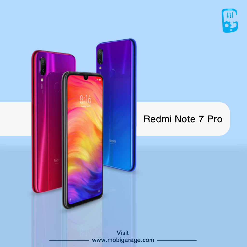 Redmi Note 7 Pro | Top Smartphone to buy