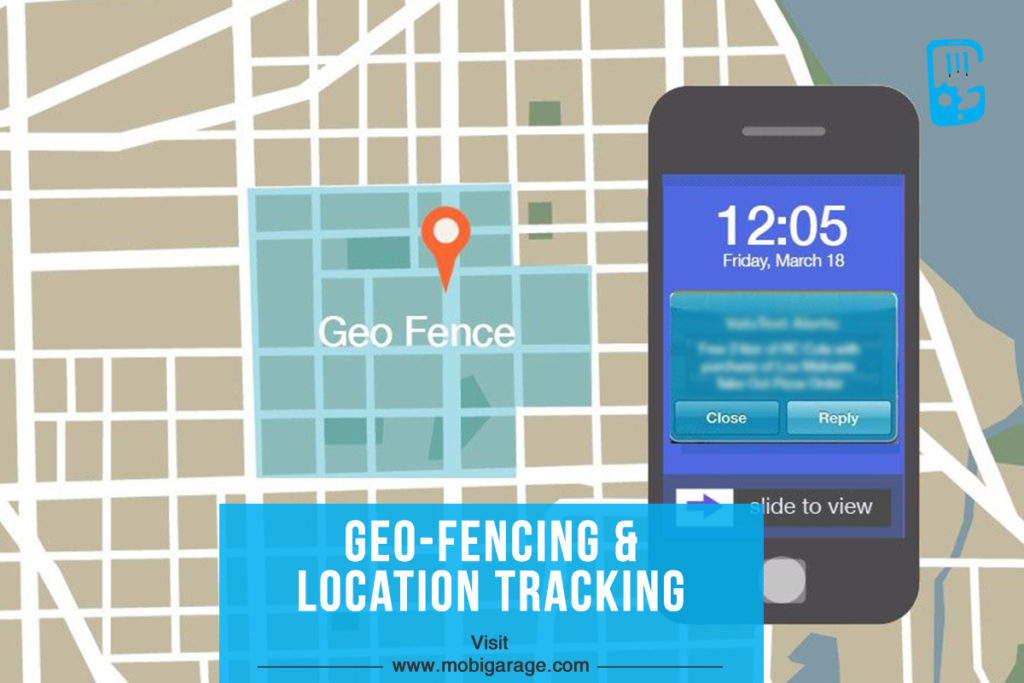 GEO-Fencing | MobiGarage