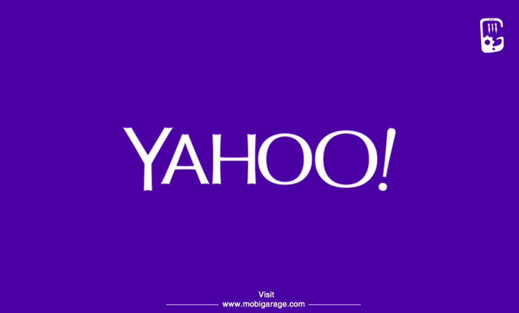 Yahoo Search Engine | MobiGarage