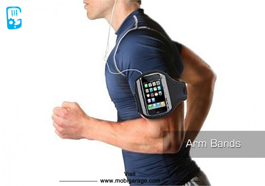 Smartphone Accessories - Arm Band | MobiGarage