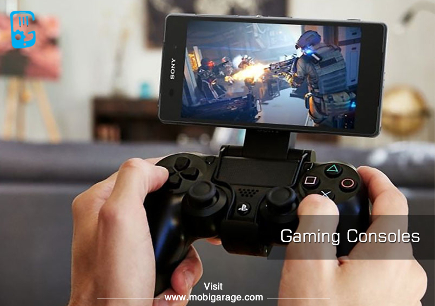 Smartphone Accessories - Gaming Consoles| MobiGarage