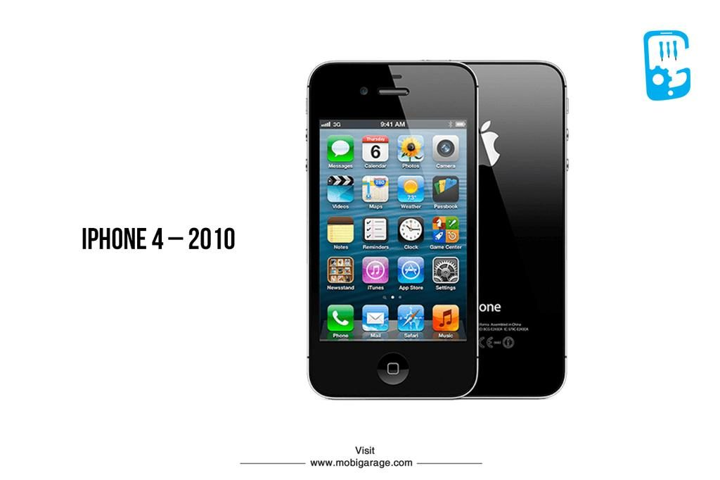 iPhone 4 | MobiGarage