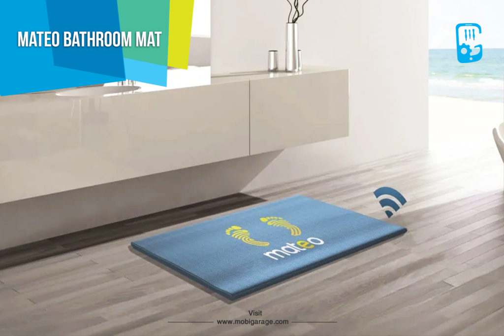 Mateo Bathroom Mat