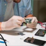 Is it safe to get your mobile repaired from a local repair shop?