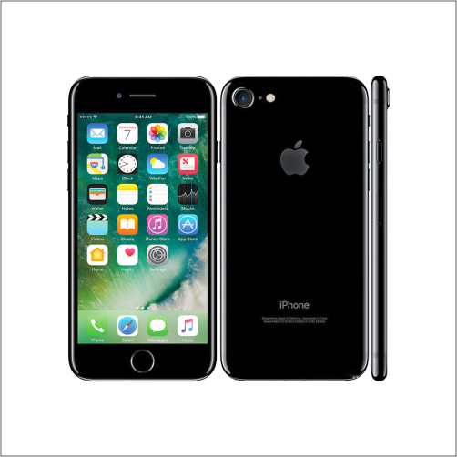 Apple iPhone 7 Dark Grey
